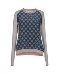 Emma Cook | Green Sweater | Lyst