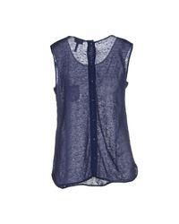 Armani Jeans - Blue Sweater - Lyst