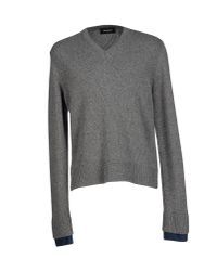 DSquared² - Gray Sweater for Men - Lyst