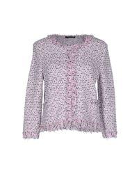 Anneclaire | Pink Blazer | Lyst