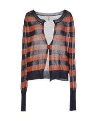 Liis Japan | Orange Cardigan | Lyst