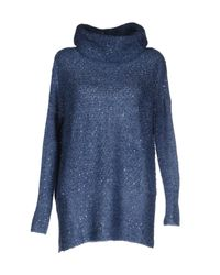 Lucky Lu Milano | Blue Sweater | Lyst