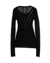 Tess Giberson - Black Sweater - Lyst