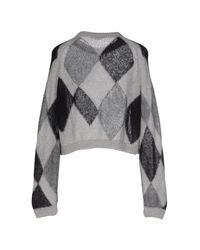 Ballantyne - Gray Sweater - Lyst