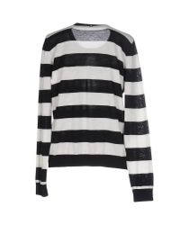 Liu Jo - Black Jumper - Lyst