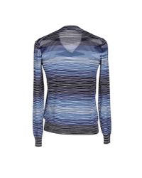 Missoni - Blue Sweater for Men - Lyst