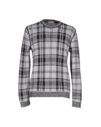 Obvious Basic - Gray Sweater for Men - Lyst