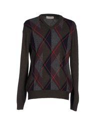 Pringle of Scotland - Black Sweater for Men - Lyst
