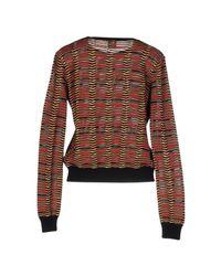 M Missoni - Black Sweater - Lyst