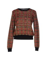 M Missoni | Black Sweater | Lyst