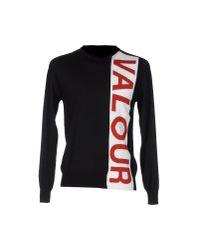 Alexander McQueen - Black Sweater for Men - Lyst