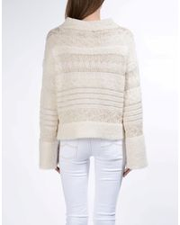 Polo Ralph Lauren - White Turtleneck - Lyst