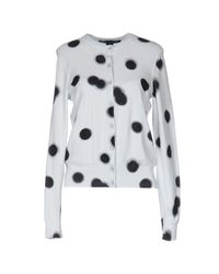 Marc By Marc Jacobs | Blue Cardigan | Lyst