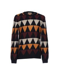 Valentino   Blue Sweater for Men   Lyst