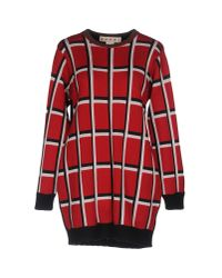 Marni - Red Sweater - Lyst