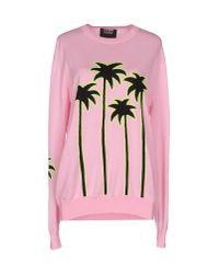 Markus Lupfer - Pink Sweater - Lyst