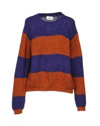 ViCOLO - Purple Sweater - Lyst