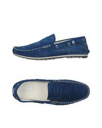 Fabi - Blue Loafer for Men - Lyst