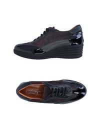 Donna Soft - Black Low-tops & Sneakers - Lyst