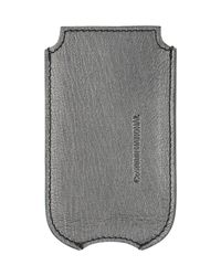 CoSTUME NATIONAL - Black Hi-tech Accessories for Men - Lyst