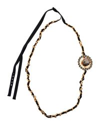 Marni - Green Necklace - Lyst