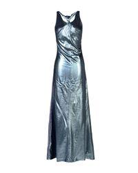 Jijil - Blue Long Dresses - Lyst