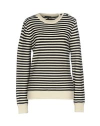 Le Mont St Michel - Blue Sweater - Lyst