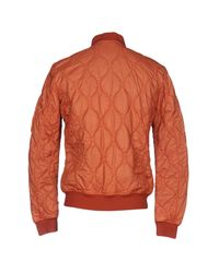 Spiewak - Orange Jacket for Men - Lyst