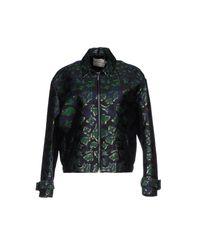 Mary Katrantzou | Green Jacket | Lyst