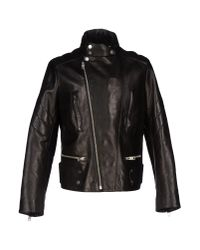 Balenciaga - Black Jacket for Men - Lyst