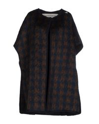 Shirtaporter - Blue Cape - Lyst