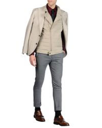 Brunello Cucinelli - Natural Jacket for Men - Lyst