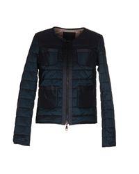 Blue Les Copains - Blue Jacket - Lyst