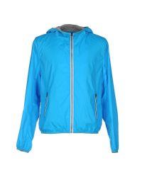 Clark Jeans   Blue Jacket for Men   Lyst