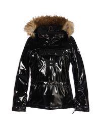 Napapijri | Black Jacket | Lyst