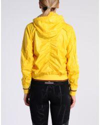 Adidas By Stella McCartney - Black Jacket - Lyst
