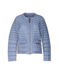 Woolrich Brown Down Jacket
