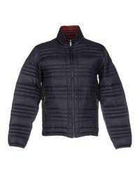 Zegna Sport | Blue Down Jacket for Men | Lyst