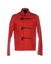 Dior Homme | Red Jacket for Men | Lyst