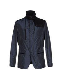 Etro | Blue Jacket for Men | Lyst