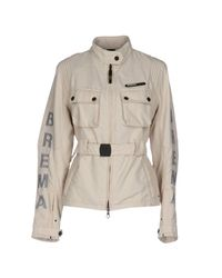 Brema | Natural Jacket | Lyst