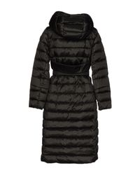 'S Max Mara - Brown Down Jacket - Lyst