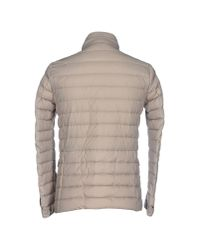 Historic - Natural Down Jacket for Men - Lyst