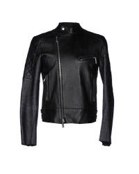 DSquared² | Black Jacket for Men | Lyst