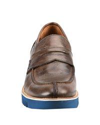 Pierre Darre' - Brown Loafer for Men - Lyst