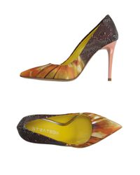 Strategia - Orange Pumps - Lyst