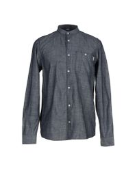 Carhartt | Blue Shirt for Men | Lyst