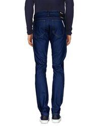 Billtornade - Blue Denim Trousers for Men - Lyst
