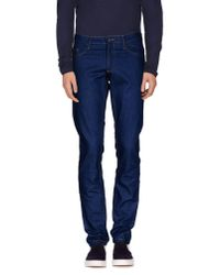 Billtornade | Blue Denim Trousers for Men | Lyst