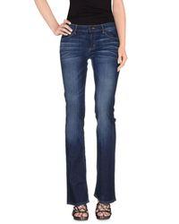 Siwy | Blue Denim Pants | Lyst